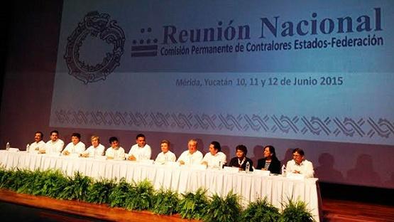 Michoacán Participa en la LIV Reunión Nacional de la CPCE-F.