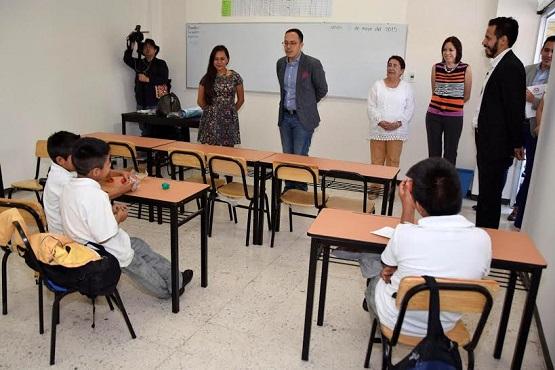 Segob Visita Albergues del DIF Michoacán