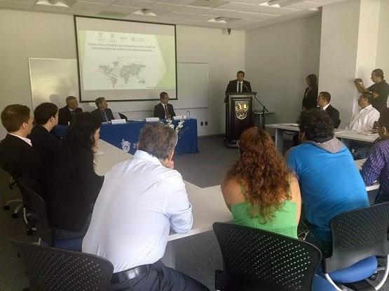 Firman SEDRU y el ITESM Campus Morelia, Acuerdo de Colaboración Para el Intercambio de Servicios Profesionales