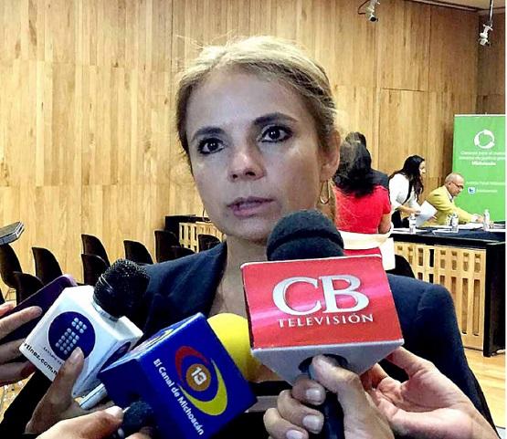 Sostiene Consejo Para el Nuevo Sistema de Justicia Penal en Michoacán su 59 Sesión Ordinaria