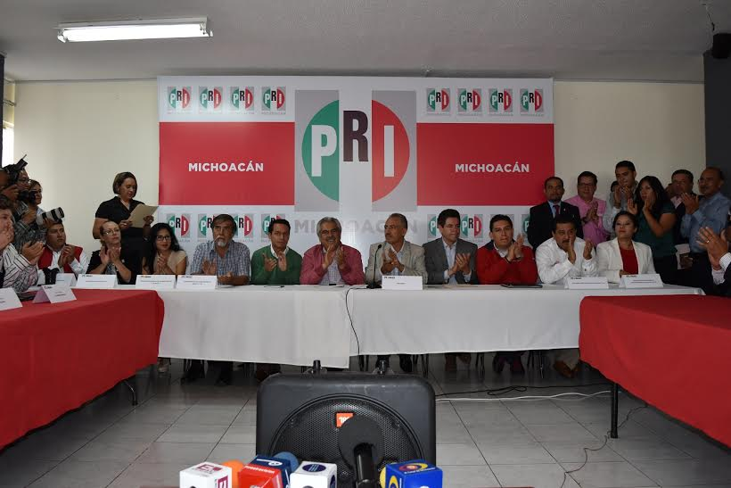 PRI Será Primera Fuerza en los Congresos Local y Federal