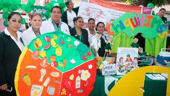 Celebra IMSS el Día del Nutricionista