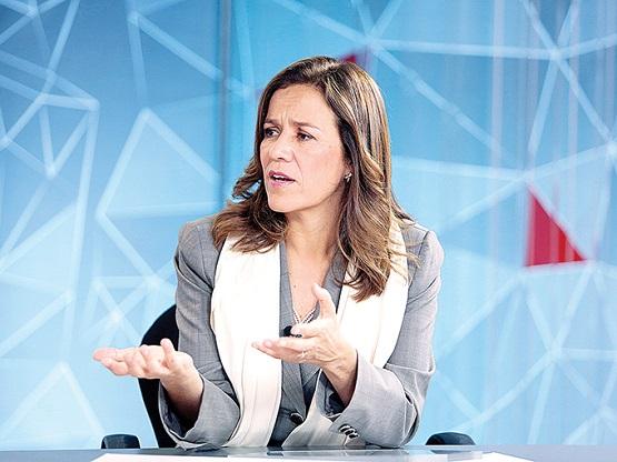 """""""Se Nota que no Conocen al PAN"""": Margarita Zavala, Aspirante a la Presidencia"""
