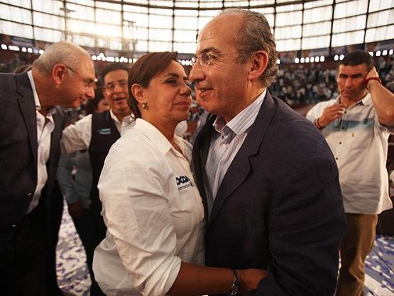 Tras Perder Gubernatura, Luisa María Calderón se Reincorpora al Senado