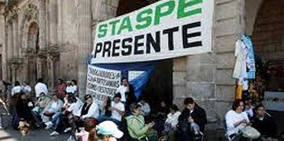 Amaga STASPE con Paralizar Morelia