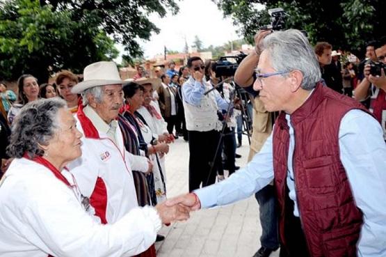 De paz, Riqueza y Diversidad Cultural, la Imagen que Queremos Rescatar de Michoacán: SJG