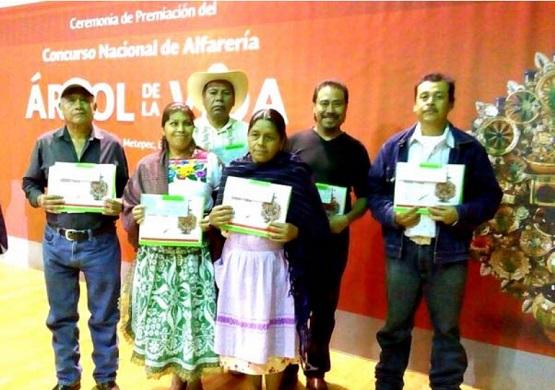 Diez Artesanos Michoacanos son Reconocidos por su Talento y Creatividad en los Concursos Nacionales