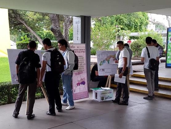 Consultan a la Población Sobre Programas de Desarrollo Urbano de la Zona Sur y Zona Suroeste de Morelia