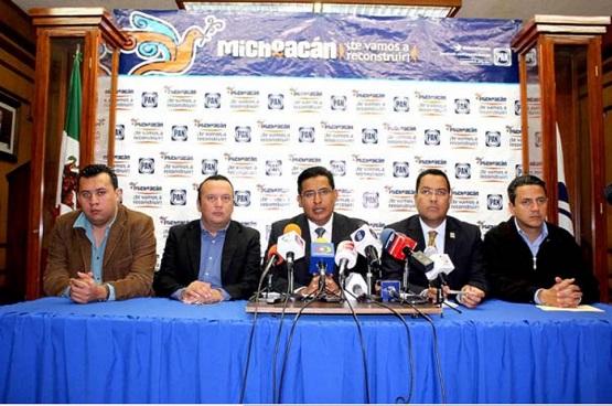 Alcaldes y Diputados Electos del PAN se Alistan Para Transición Gubernamental