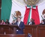 Presenta Diputado Sarbelio Molina Reformas a la Ley de Pensiones Civiles