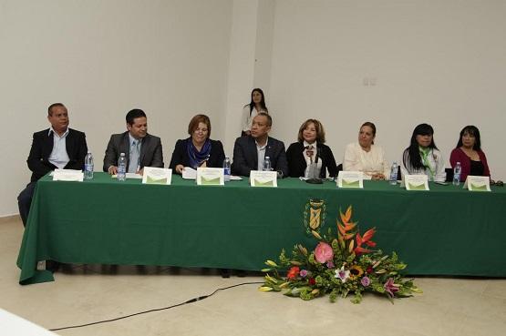 Se Inauguró el Primer Simposio de Trabajo Social: Intervención del Trabajador Social, en el Nuevo Sistema de Justicia Penal Acusatorio Adversarial