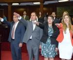 Toman Protesta Integrantes del Consejo Ciudadano de la CEDH