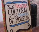 Arranca Tercer Tianguis Cultural de las Tenencias de Morelia