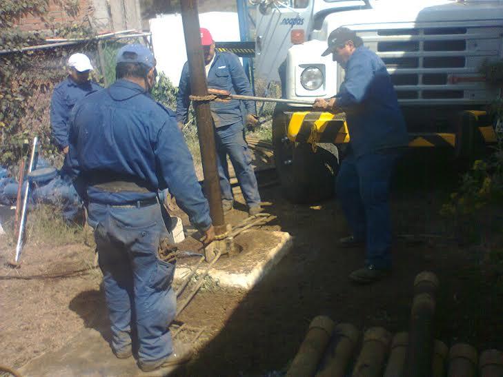 """Trabajos Correctivos en el Pozo """"Río Grande"""""""