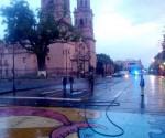 Asean Avenida Madero Tras Levantamiento del Plantón