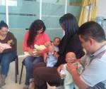 Crean Conciencia Sobre Embarazos Prematuros con Simuladores de Bebés