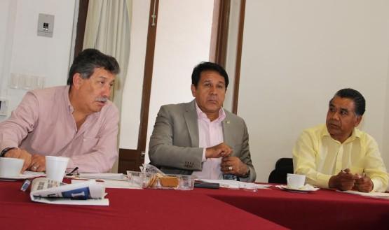 Instalan Diputados Mesa Técnica Para Ley Orgánica de la Universidad Intercultural Indígena