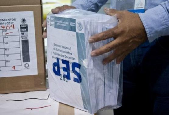 Por Tercera Ocasión Suspenden en Michoacán Examen de Ingreso Para Docentes