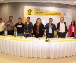 Participan Diputados Locales Electos del PRD en Taller de Capacitación