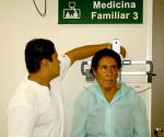 Entregó IMSS Ampliación y Remodelación en Unidad Médica Familiar de Taretan