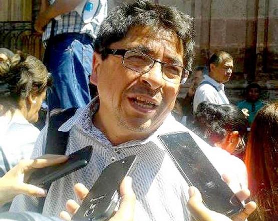 """CNTE: """"Ni con el Ejército nos Podrán Quitar la Conducción de la Educación"""""""