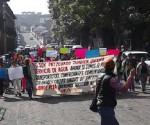 Pagan a Sindicalizados; Persiste Toma de Presidencia de Pátzcuaro
