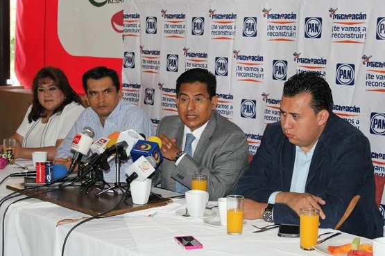 Michoacán, Listo Para Elegir a Dirigente Nacional: PAN