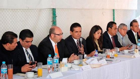 Ofrece Silvano Aureoles Apertura y Disposición Para Trabajar con el Gobierno Federal
