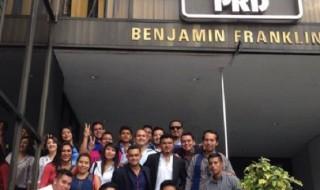 Jóvenes Perredistas de Michoacán Participan en Encuentro Nacional y Foro Sao Paulo