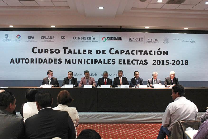 La Fuerza de Michoacán Radica en la Fortaleza de sus Municipios