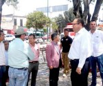 Presidente Municipal Supervisa Obras en Carrillo