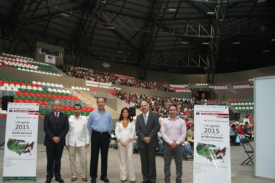 Realiza SNE Michoacán Primera Feria de Empleo Para Trabajadores Temporales en Estados Unidos
