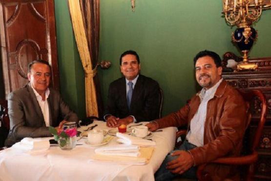Silvano Aureoles Busca Fortalecer la Comunicación y el Trabajo Entre Poderes