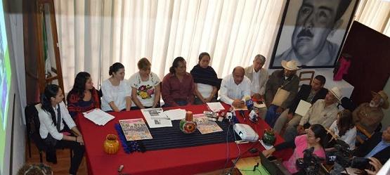 Anuncian Festejos por el Día Internacional de los Pueblos Indígenas