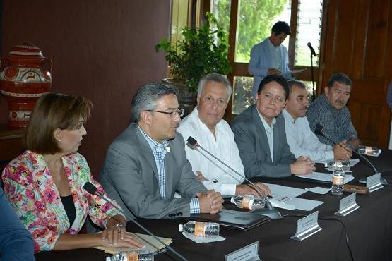 Coordinación Gubernamental Para Atraer más Recursos a Morelia: Abud