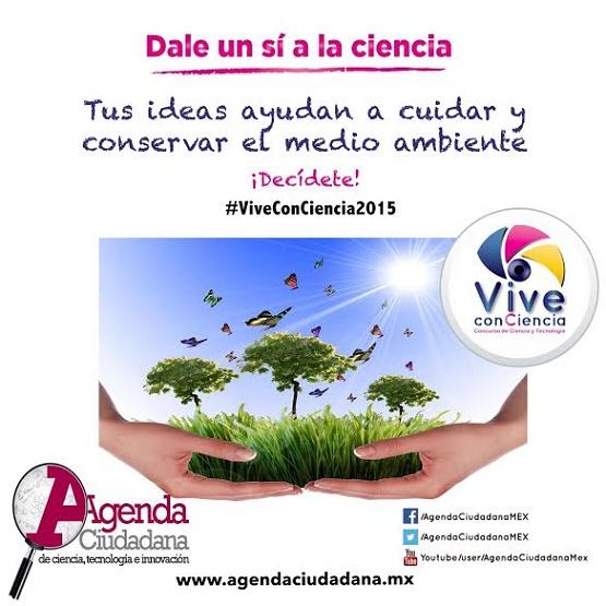 """Convocan a Estudiantes de Educación Superior al Segundo Concurso """"Vive Conciencia"""""""