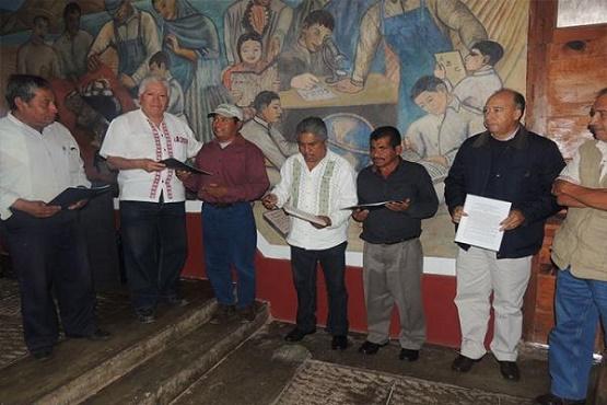 Participa CEDH en Celebración de los Pueblos Indígenas