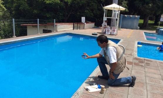 Durante Este Periodo Vacacional y al Término del Mismo, la SSM Vigila que Albercas y Balnearios Sean Aptos Para Usuarios