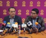 Llegará Fracción Parlamentaria Entrante del PRD con Fuerza: Sigala