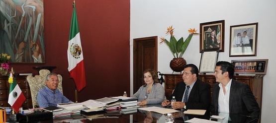 Gobierno Estatal Coadyuvará en Atención a Víctimas del Crimen en los 113 Municipios: Salvador Jara