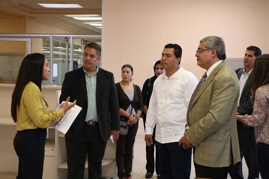 Rigel Macías Hernández y Olivio López Mújica