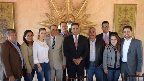 Conoce Silvano Aureoles Agenda Legislativa de la Próxima Fracción Parlamentaria del PRD