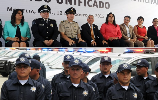 Entrega Salvador Jara Equipamiento Para Fortalecer la Seguridad en 93 Municipios