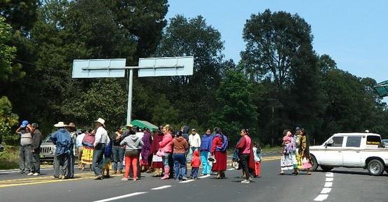 Organizaciones Indígenas Alistan Levantamiento en Michoacán