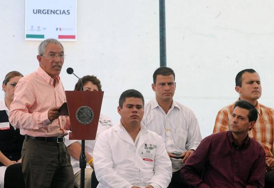 Solución Integral en el Tema de las Autodefensas, Tarea Prioritaria del Nuevo Procurador: Salvador Jara Guerrero