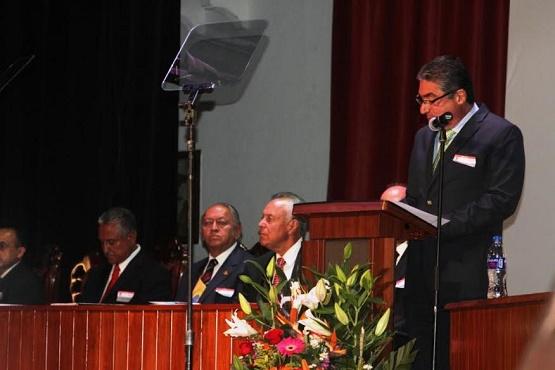 Alcalde de Pátzcuaro Rinde Cuarto Informe de Gobierno