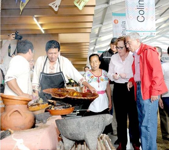 Llama Salvador Jara a que la Proyección de la Cocina Tradicional Implique También un Reconocimiento