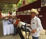 Entrega Gobierno del Estado Apoyos a Productores Afectados por Contingencias Climatológicas
