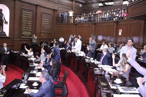 Diputados Aprueban Reformas a la Ley del Notariado