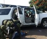 Caen Presunto Líder Criminal y sus Escoltas en Michoacán